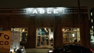 Able Seedhouse and Brewery