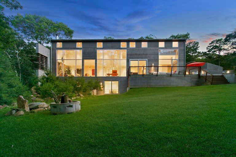 A home in Amagansett, N.Y., which sold for more than $4 million in September.