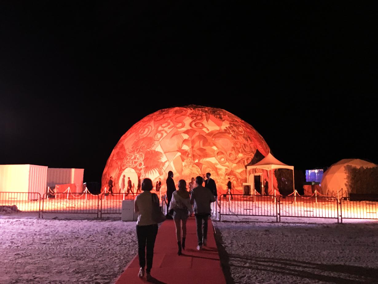 Art Basel Dome