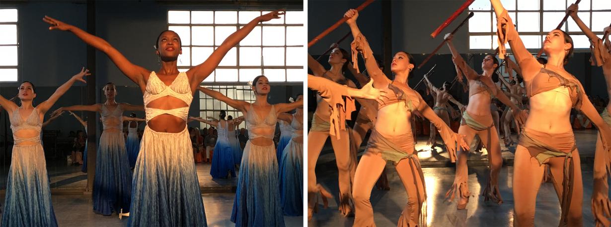 Cuba Litz Alfonso Dance Performance