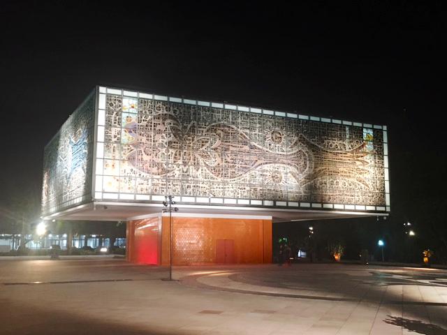 Art Basel YoungArts Jewel Box