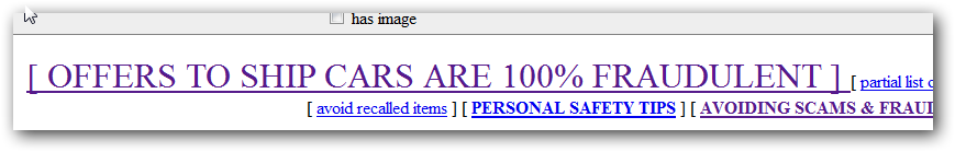 Craigslist scams – fight back with time wasters