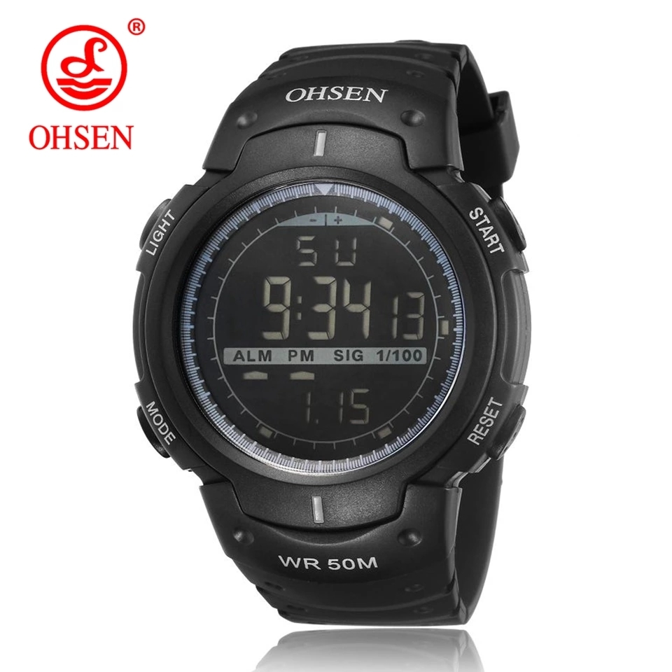 d3c5faf62623 RELOJES OHSEN ACUÁTICOS SUMERGIBLES 50 MTS ...