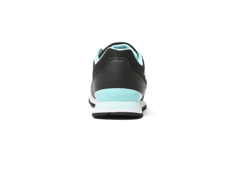 Zapatillas Topper Tilly Gris y Rosa