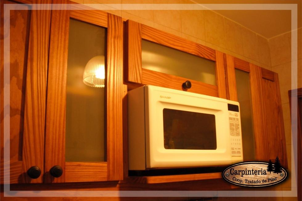 carpinteriactp | Muebles de cocina Pino y Fenolico
