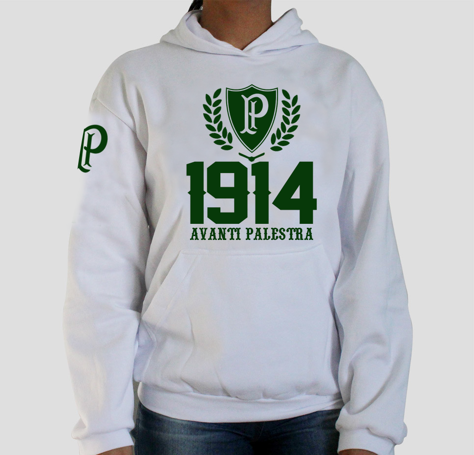 c4e216562330d Moletom Palestra 1914 ...