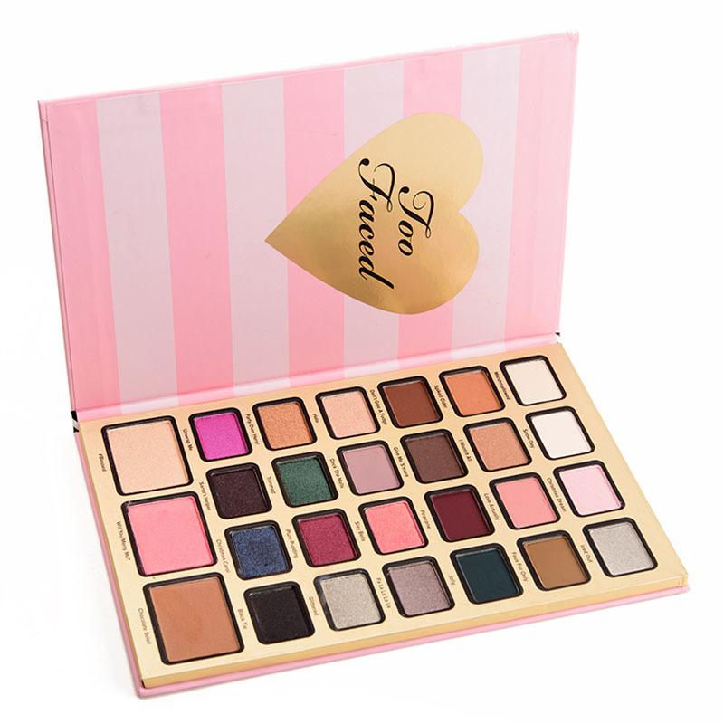 Estylosas Paleta De Sombras Too Faced Boss Lady Beauty Agend
