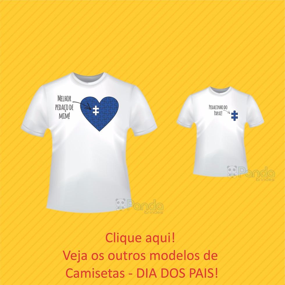 Brindes Personalizados Camiseta Dia Dos Pais
