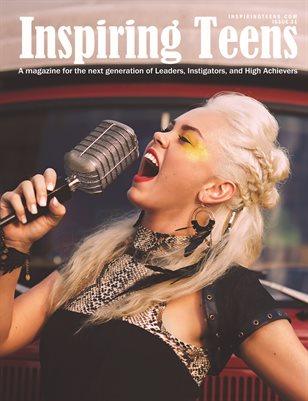 Issue 31 of Inspiring Teens Magazine