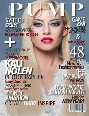 PUMP Magazine Fashion Edition Issue 55