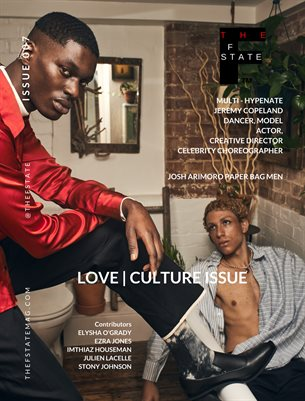 THEFSTATE MAGAZINE | ISSUE 007 VOL. 4
