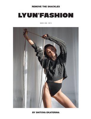 LYUN ISSUE No.15 (VOL No.3) C5