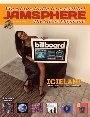 Jamsphere Indie Music Magazine July 2019