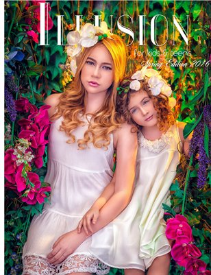 Ilussion for Kids and Teens-Primavera/Verano 2016