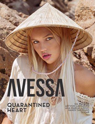 AVESSA Magazine - Quarantined Heart | April 2020 - Year I - Vol 5-B