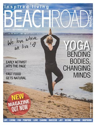 inspired living BEACH ROAD MAGAZINE