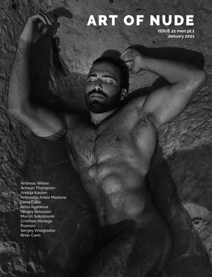 Art Of Nude - Issue 21 men pt.1