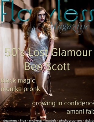 Flawless Magazine, Issue 1