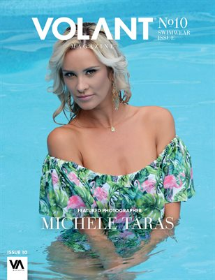 VOLANT Magazine #10 - SWIMWEAR Issue Vol.01