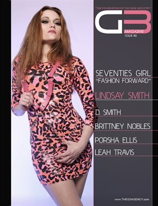 G3 Magazine Issue 48 (Lindsay Smith)