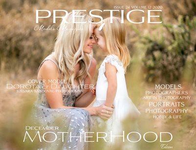 PRESTIGE MODELS MAGAZINE_ Motherhood 24/12