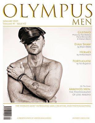 OLYMPUS MEN — Vol 1, Issue 2