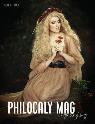 Philocaly Mag, Issue 41 - VOL II