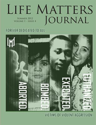 Life Matters Journal - Volume 1, Issue 4