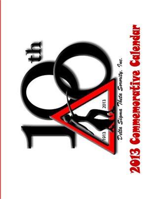 Delta Sigma Theta 100th Anniversary - 2013 Commemorative Calendar