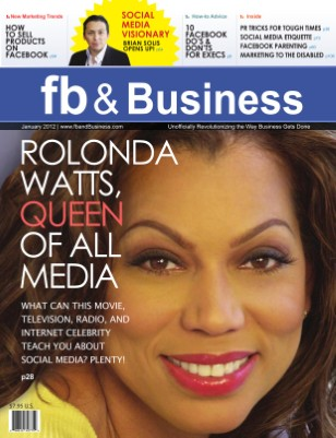FB & Business magazine - Jan 2012