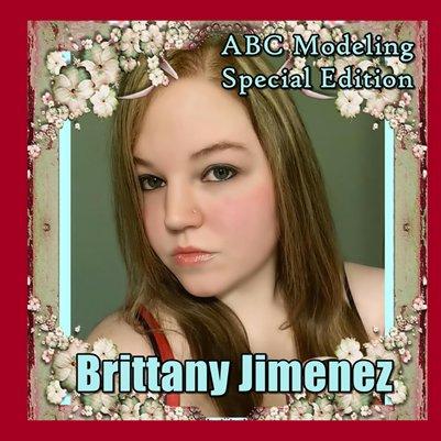 ABC Modeling Brittany Jimenez June 2015