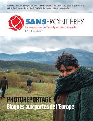 Magazine Sans Frontières (Num 48 - Juin - Oct 2021)