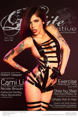 The Petite Alternative Poster: Cami Li's Cover
