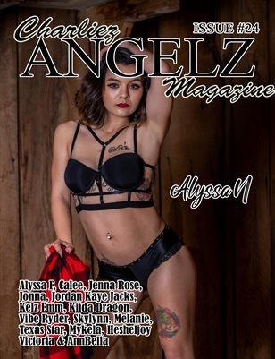Charliez Angelz Issue #24 - Alyssa