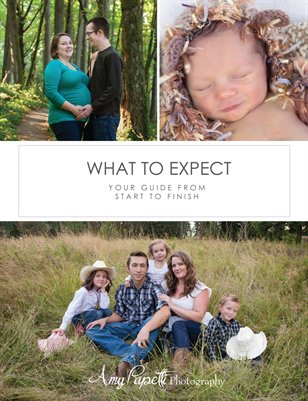 Amy Papetti Photography ~ What to Expect Guide 2016