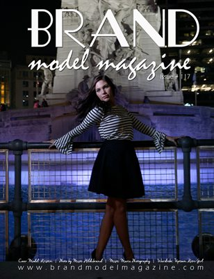 Brand Model Magazine  Issue # 117