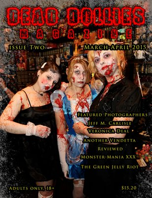 Dead Dollies Magazine Issue Two