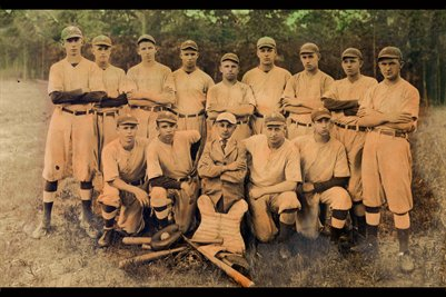 Baseball Team of 1920