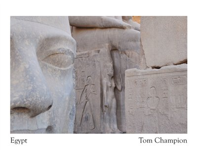 Egypt - Tom Champion