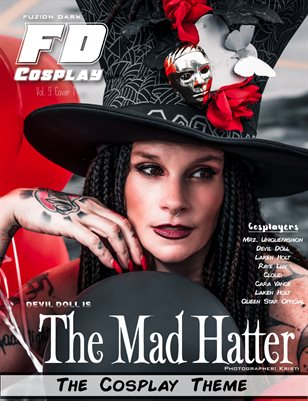 Fuzion Dark Devil Doll Cosplay Vol 9 Cover1