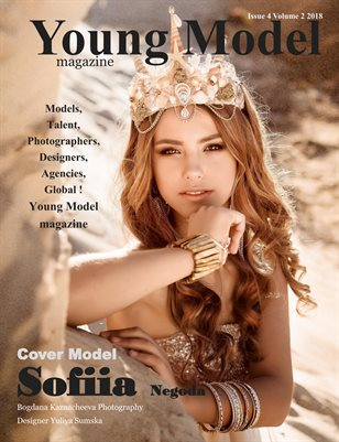 Young Model magazine Issue 4 Volume 2 2018