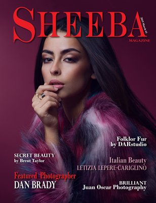Sheeba Magazine 2015 March #3