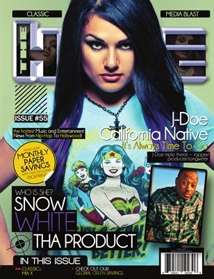The Hype Magazine - Issue #55