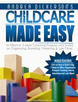 Childcare Made Easy
