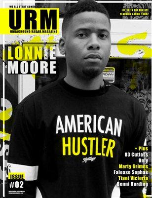 URM Issue #3