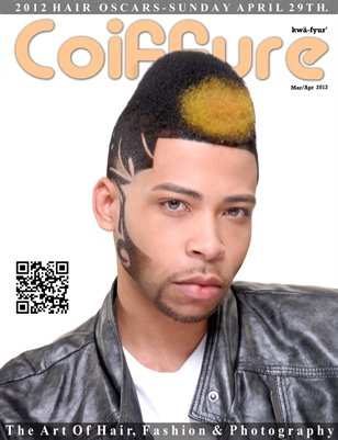 Coiffure Magazine (Mar/Apr 2012)