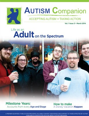 Autism Companion Magazine - March 2014
