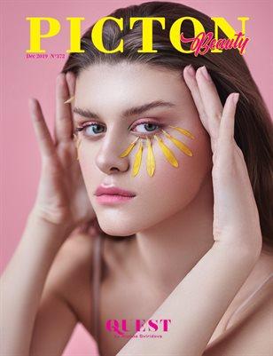 Picton Magazine December 2019 N372 Beauty Cover 2