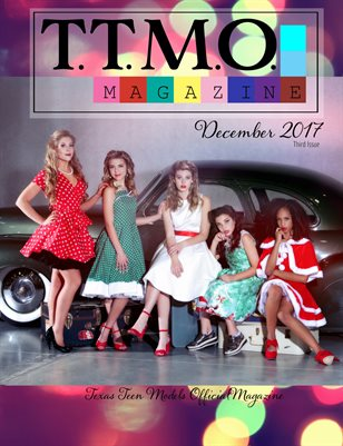 TTMO Magazine December 2017 Issue