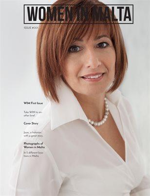 Women in Malta Issue 01